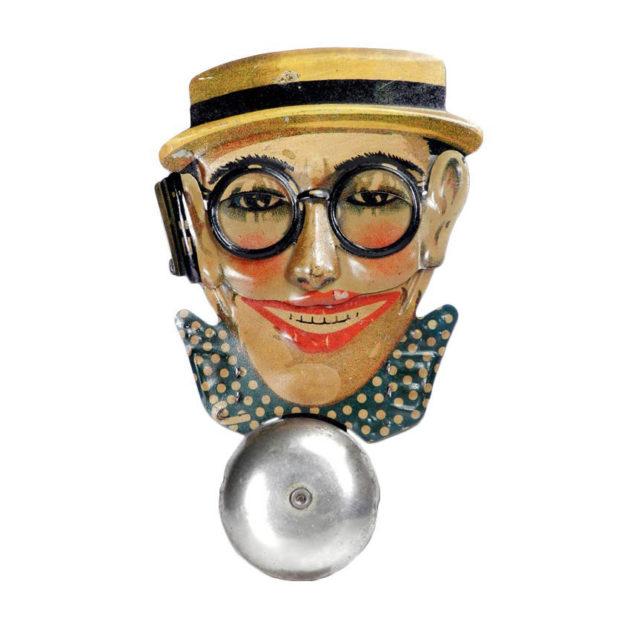 1920s Harold Lloyd Litho Tin Toy