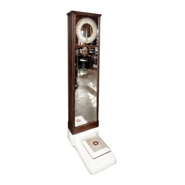 Antique Columbia Penny Scale|Coin Operated
