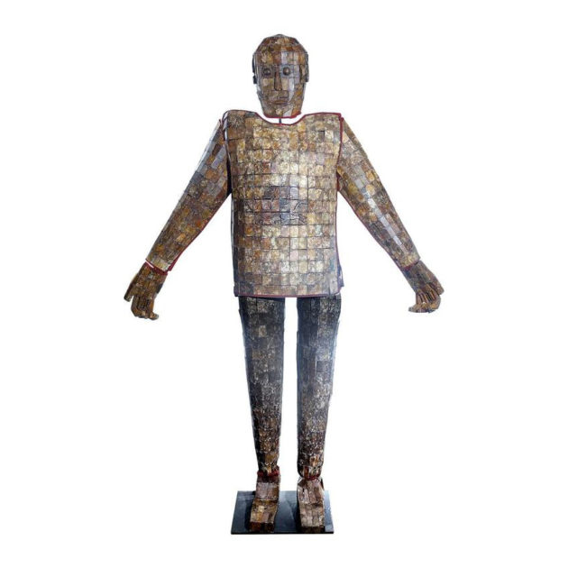Amazing Full Size Jade Burial Suit
