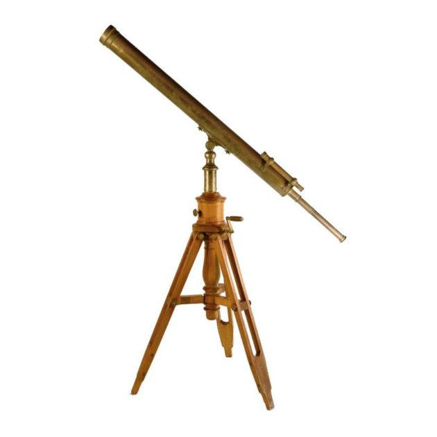 Important Charles C. Hutchinson Telescope
