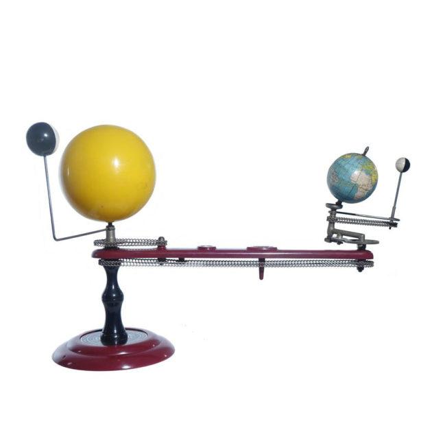 Trippensee Planetarium Company Desk Tpo Tellurian