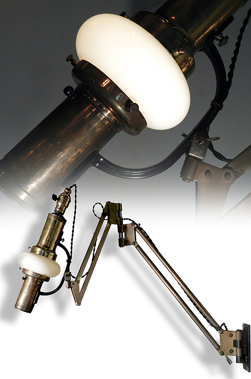 Original Dentiscope, the Holy Grail of Medical Lighting