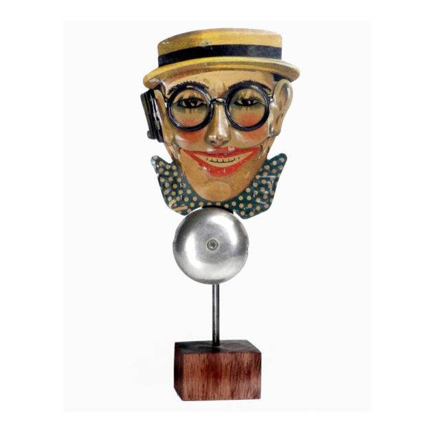 1920s Harold Lloyd Litho Tin Toy