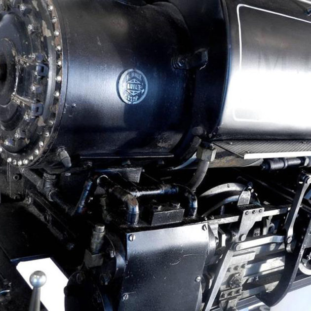 0-4-0 Industrial Tank Live Steam Railroad Engine