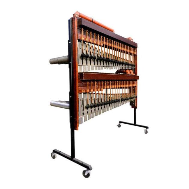 Historic 1908 Theater Organ|Marimba Section