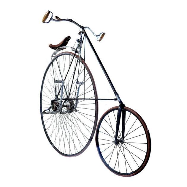 Rare 1880s Smith Pony Star Bicycle