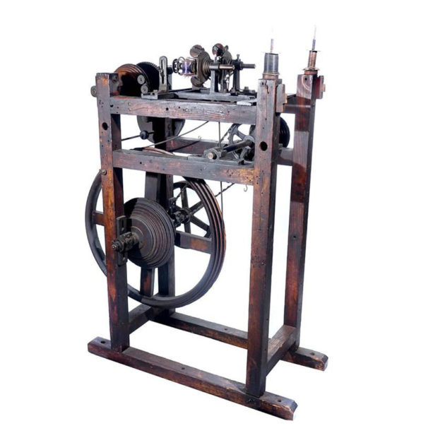 Marconi Era Coil Wire Machine