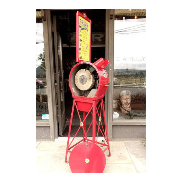 Restored and Working Coin Operated Mutoscope