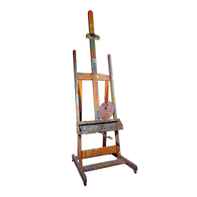 Easel as Art