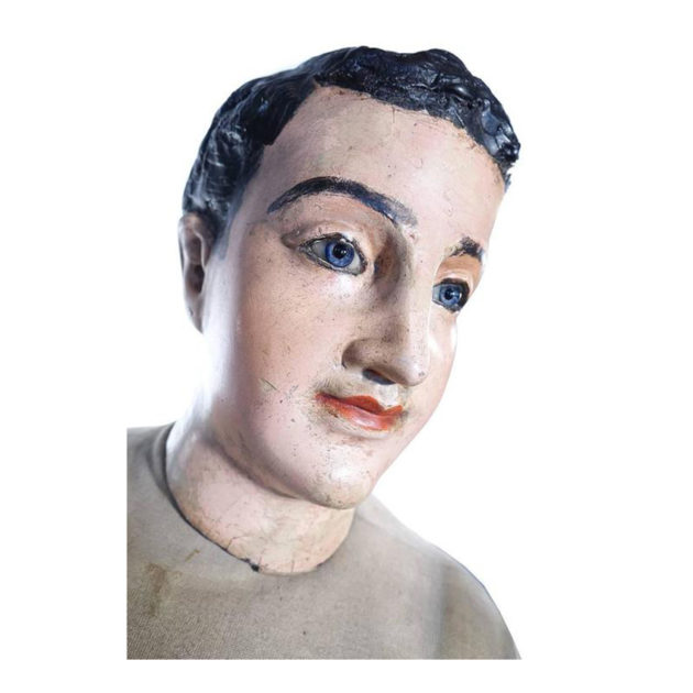 Lifesize Antique Articulated Child Lay Figure