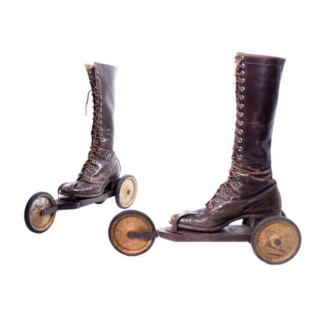 Roller Skates|circa 1910s