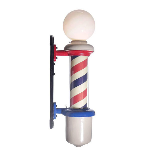 Antique Koken Barber Pole|Restored