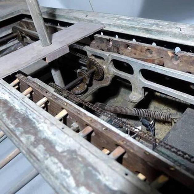 Ben Hur Screen-Used Mechanical Ship Movie Prop